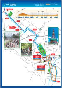 北海道マラソン2018②実践編