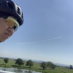 村民サイクリング