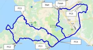 BRM724弁慶岬600~作戦を考える~