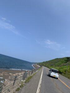 2021BRM703北海道600km宗谷岬~その1~